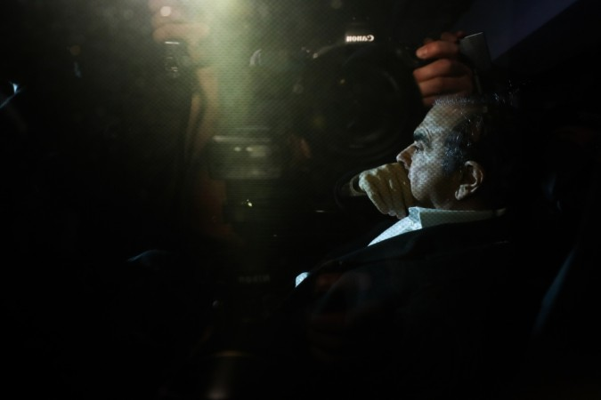 Carlos Ghosn Under Charge For Financial Misconduct
