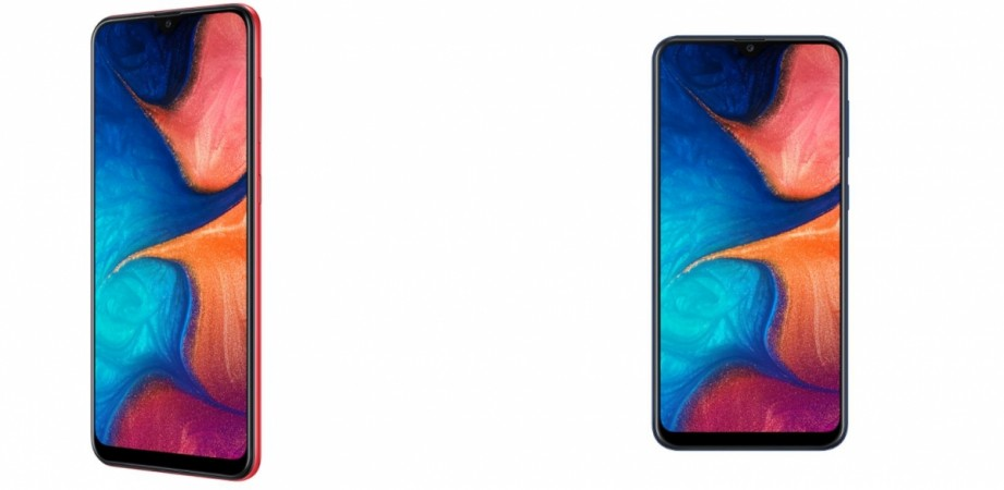 Samsung, Galaxy A20, India, launch, price