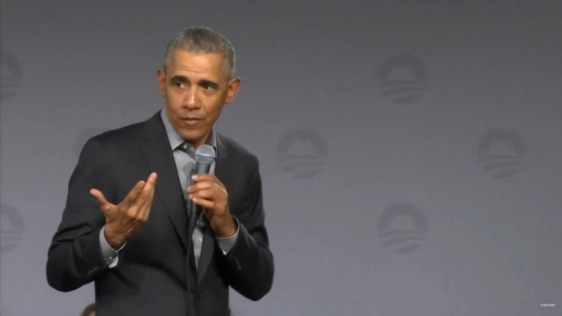 Barack Obama: 'We Can't Label Everybody Disturbed By Immigration As Racist'