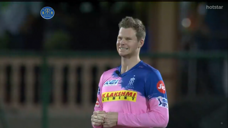 Steve Smith Rajasthan Royals