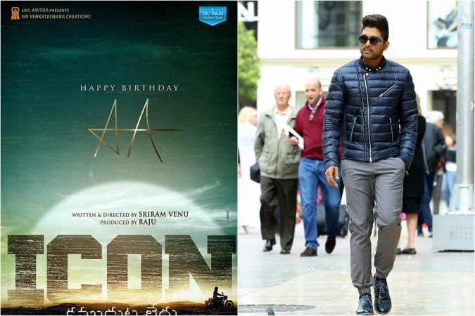 Allu Arjun's next movie Icon