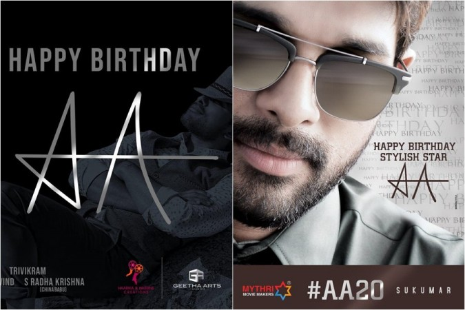 Allu Arjun's upcoming movies