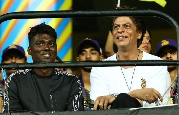 Director Atlee and Shah Rukh Khan