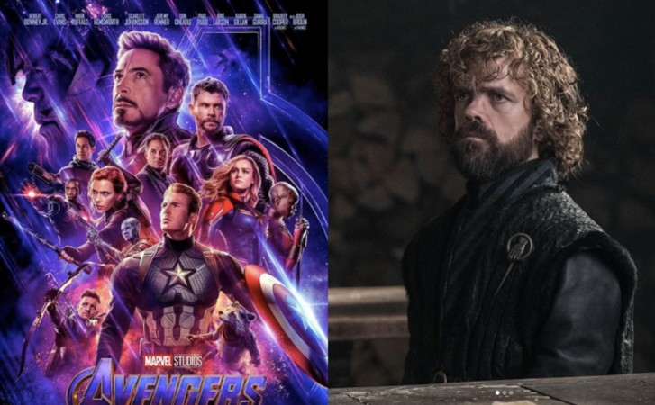 Game of Thrones and Avengers Endgame