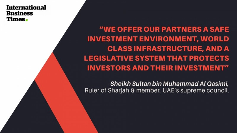 Ruler Of Sharjah on Invest in Sharjah