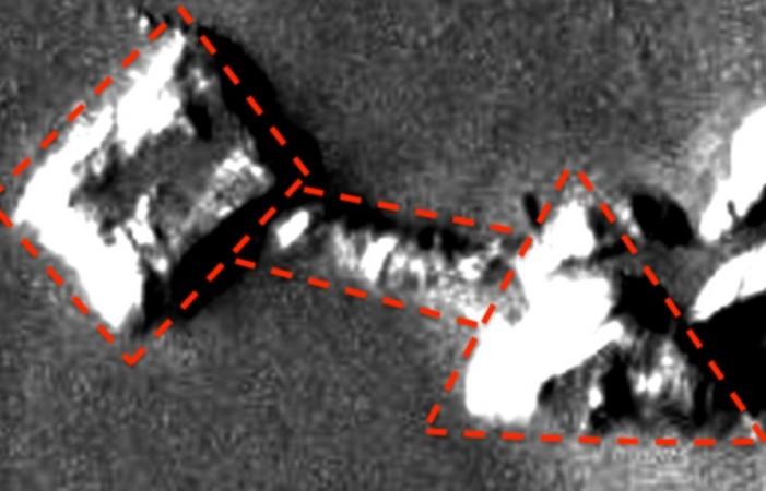 alien base on mars