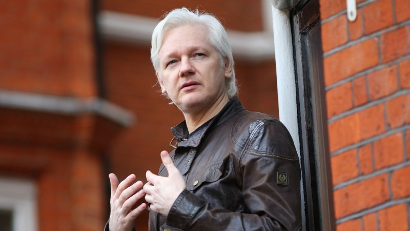 Julian Assange's 'Aggressive Behavior' Caused Him To Lose Asylum - Ecuador President