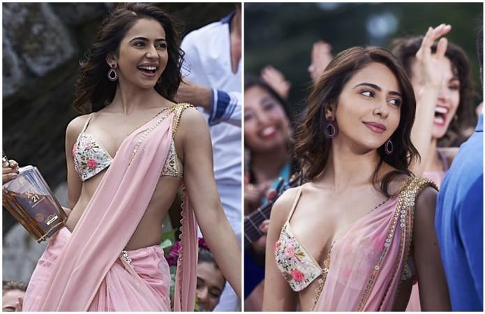 Actress Fake showing boobs
