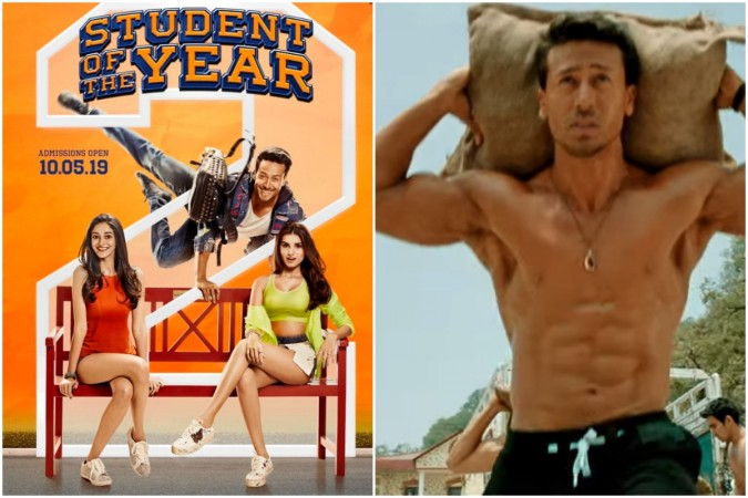 Student of the Year 2 (SOTY 2) trailer review