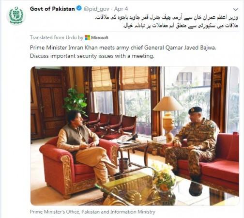 imran khan fake news