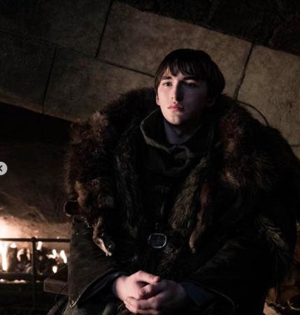 Game of Thrones season 8 episode 1 Bran Stark