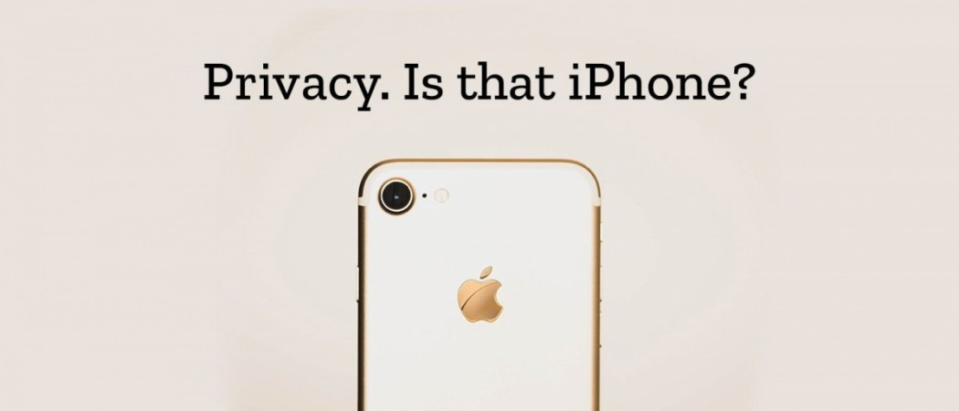 iPhone privacy claims exaggerated?