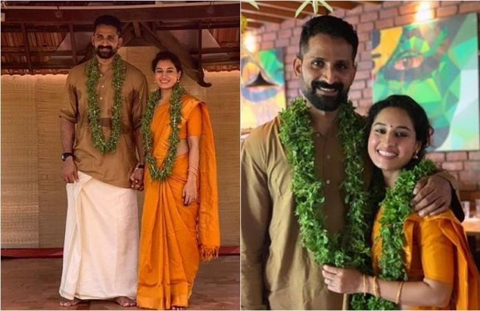 John Kokken weds Priya Ramachandran