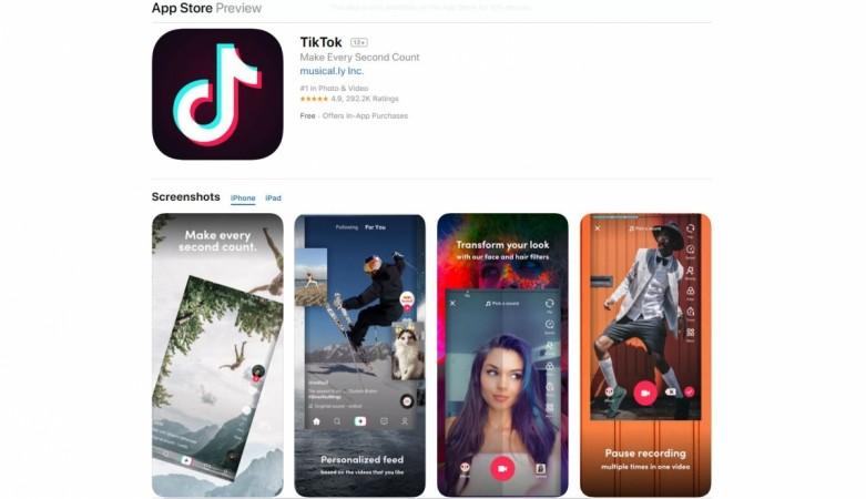 Apple, App Store, Tik Tok, ban, India
