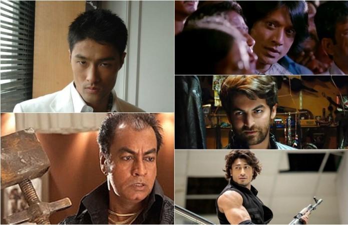 Villains in AR Murugadoss' Films