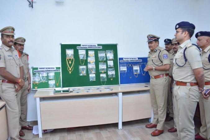 rachakonda police