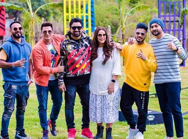 Gang leaders of MTV Roadies Real Heroes