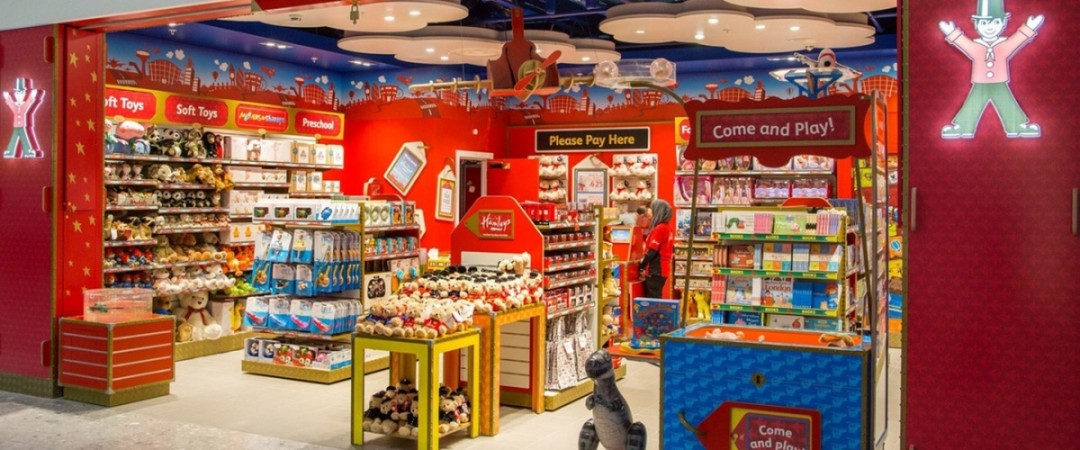 Reliance Retail takes aim at Hamleys