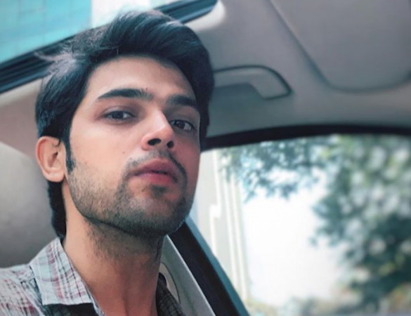 Parth Samthaan's father passes away