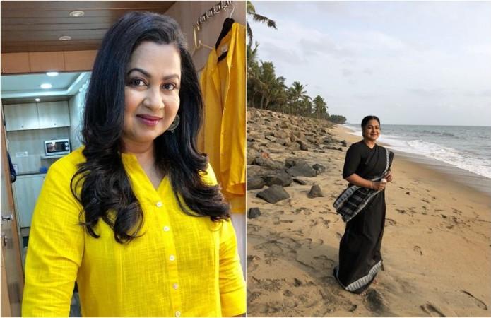 Radikaa Sarathkumar aka Radhika Sarathkumar