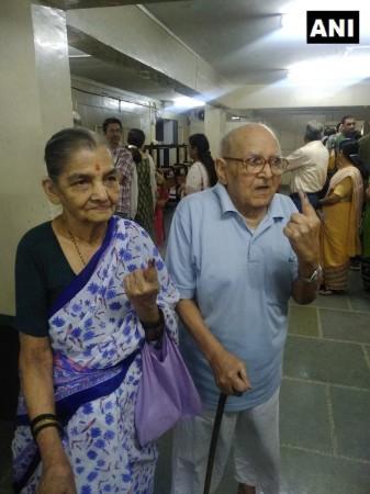 mumbai voting