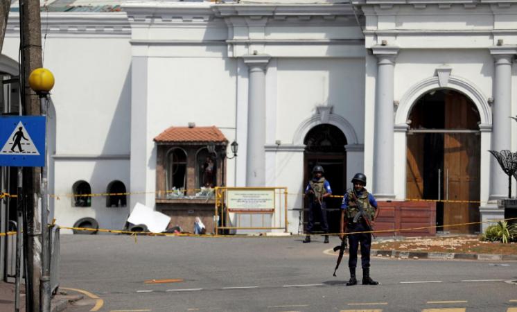sri lanka suicide attack