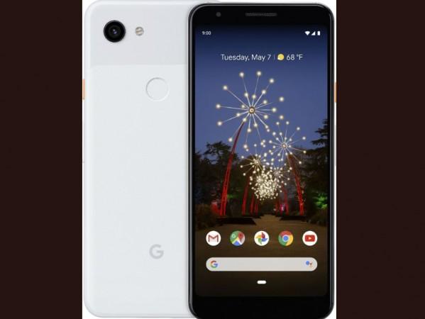 Google, Pixel 3a, image, leak, launch