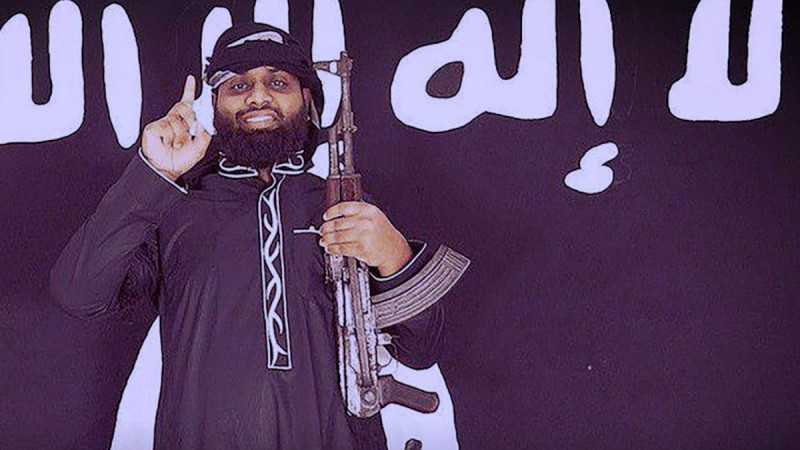 Moulvi Zahran Hashim, mastermind behind Srilankan suicide bomb blasts