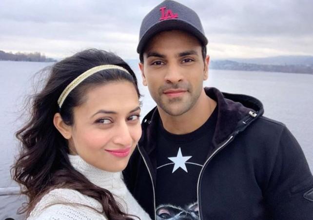 Vivek Dahiya and wife Divyanka Tripathi