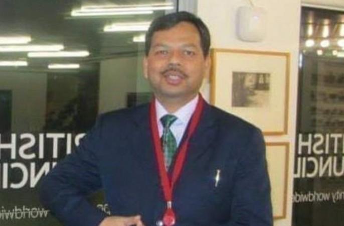 Karnataka cadre IAS officer Mohammed Mohsin