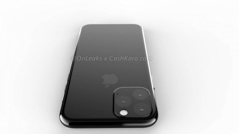 2019 iPhone design concept