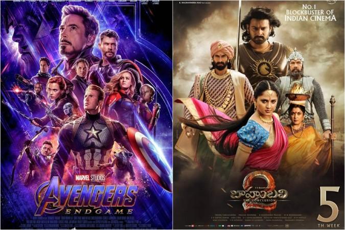 Avengers: Endgame and Baahubali 2