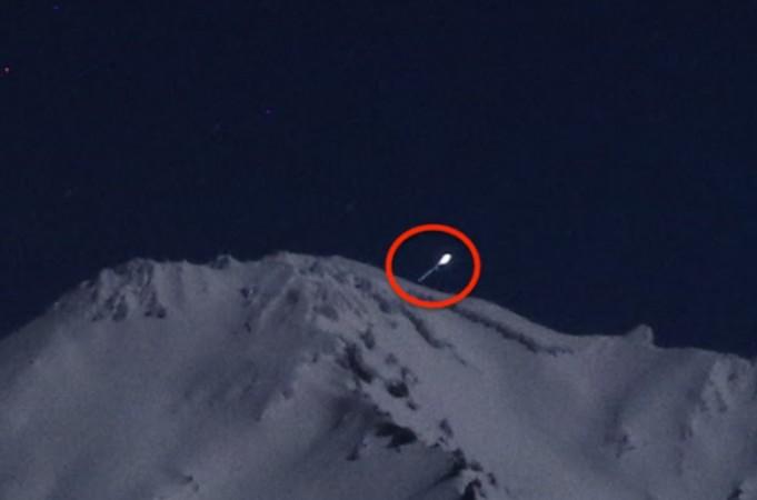 UFO Mount Shasta