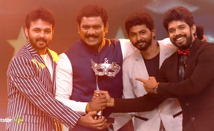 Vijay TV Awards: Winners (2019)