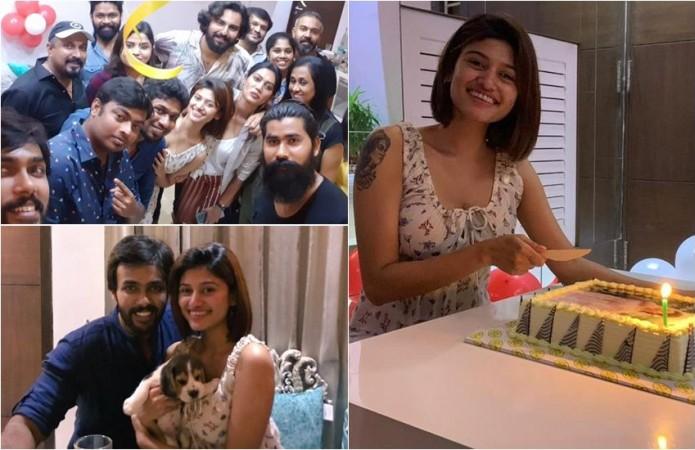 Oviya's Birthday Celebration