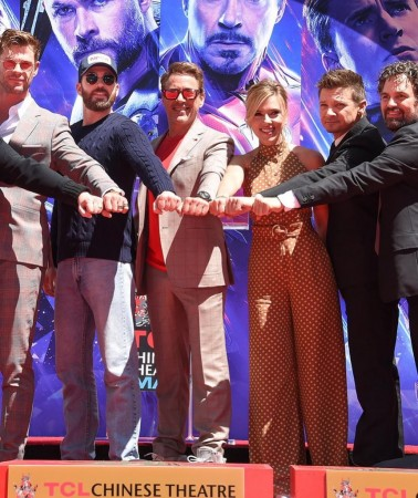 Avengers: Endgame at TCL Chinese Theatre