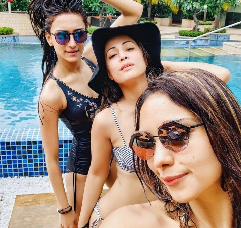 Kasautii Zindagi Kay, Hina Khan, Erica Fernandes, Pooja Banerjee
