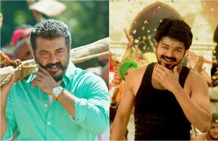 Image result for ajith vs vijay