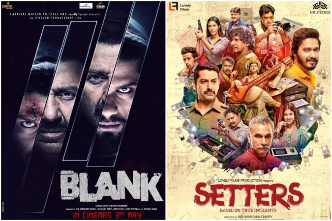 Blank and Setters critics review