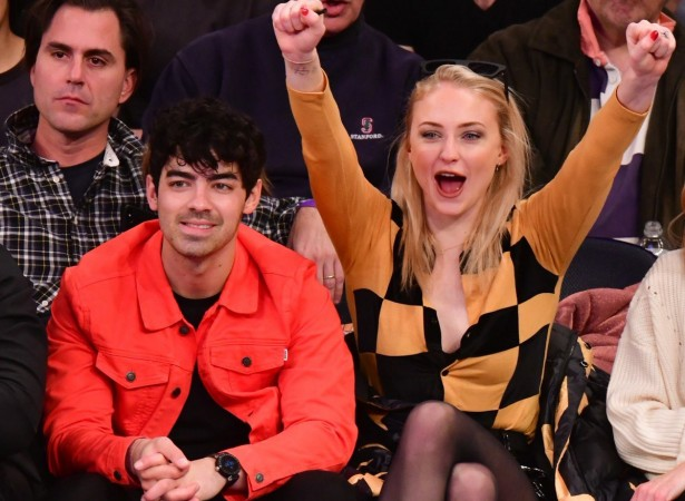 Sophie Tuner and Joe Jonas are married