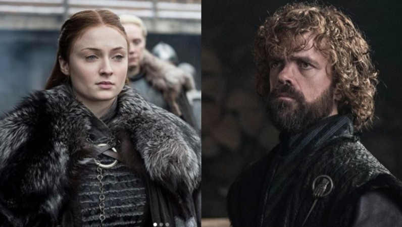 Game of Thrones season 8 Sansa Stark and Tyrion Lannister