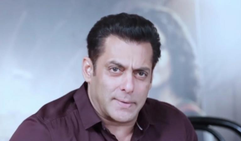 Salman Khan on Twitter Live for Bharat