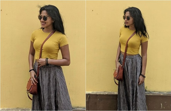 Amala Paul's Mango comment