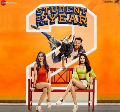 SOTY 2 poster
