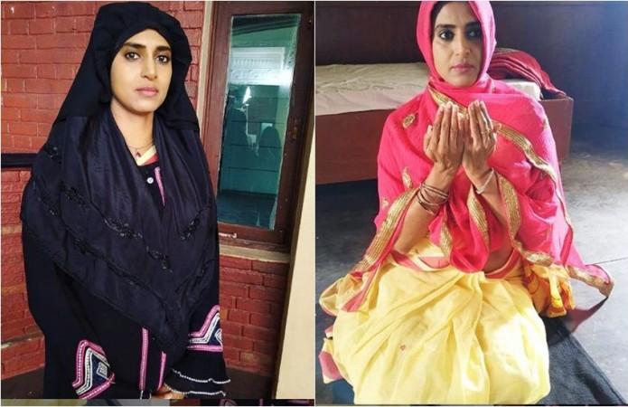 Kasthuri Converts to Islam