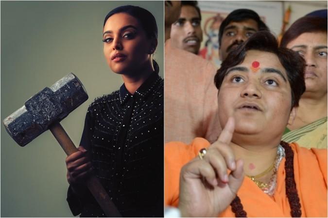 Swara Bhasker, Pragya Thakur