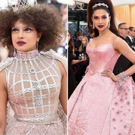 Priyanka Chopra or Deepika Padukone: Who rocked the Met Gala 2019 look?