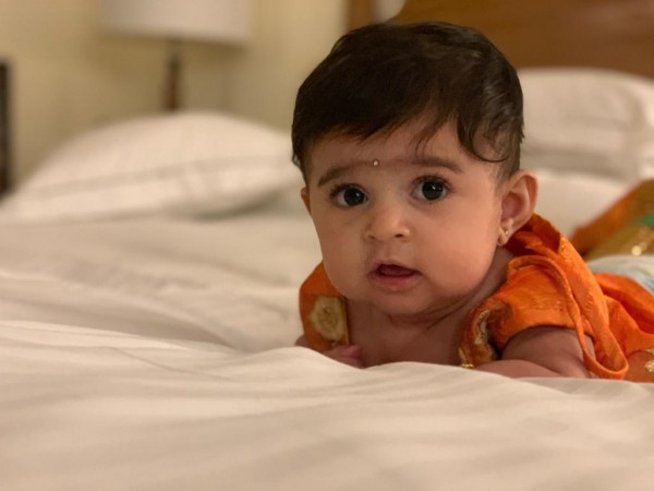 Yash's Daughter Picture