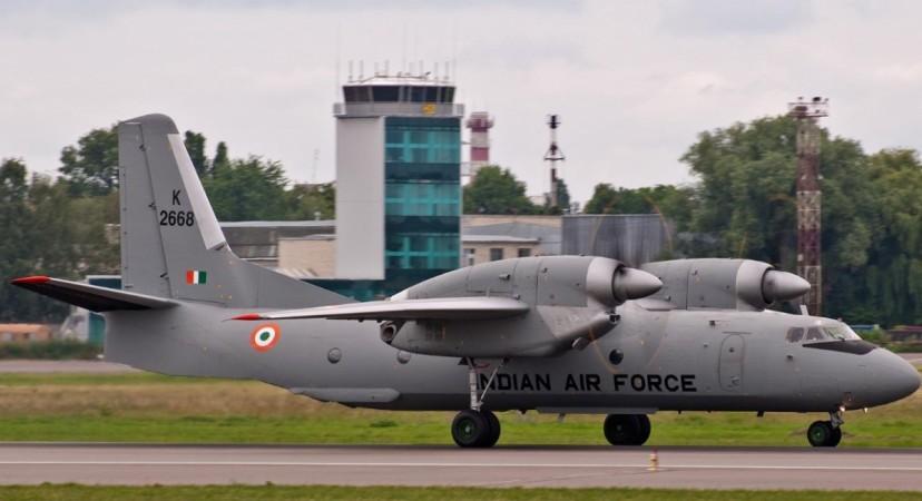 IAF Antonov AN32