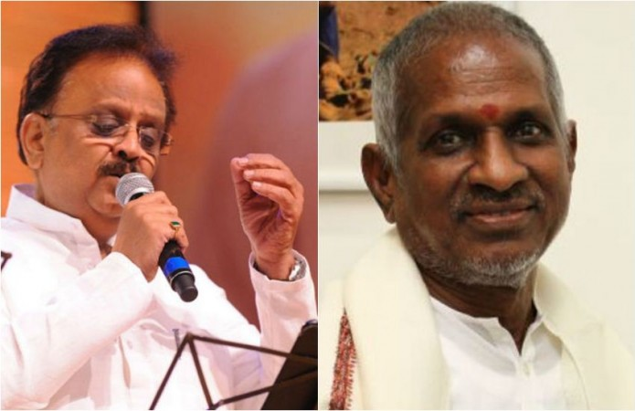 SP Balasubramaniam and Ilaiyaraaja